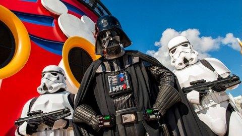 MAJ :Gagnez un voyage à Shanghai Disneyland avec Star Wars X Leclerc !