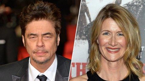 Des révélations sur les rôles de Benicio del Toro et Laura Dern ?