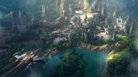 Le point sur Star Wars dans les parcs Disney !