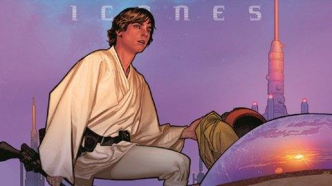 Review : Star Wars Icones 3 : Luke Skywalker