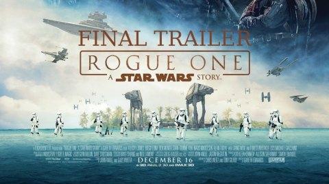 Dernier trailer pour Rogue One !