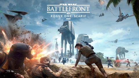 Un trailer pour Star Wars Battlefront - Rogue One: Scarif