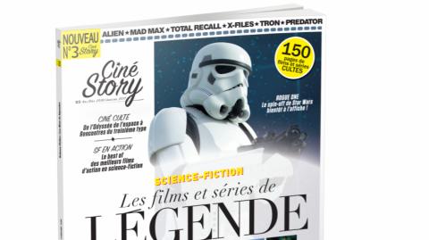 Sortie du magazine Ciné Story