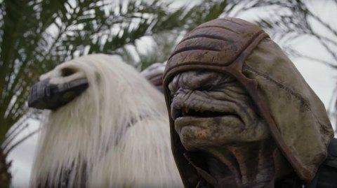 Un making of sur les créatures de Rogue One