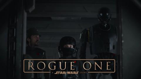 Un reportage officiel sur Rogue One et un aperçu de doublage VF !