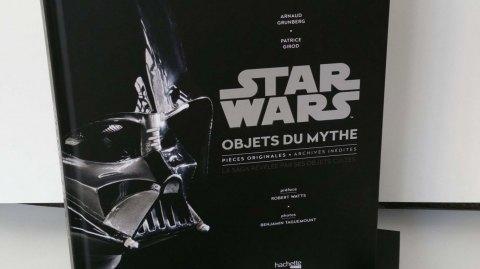 Interview d'Arnaud Grunberg, auteur de Star Wars Objets du Mythe !