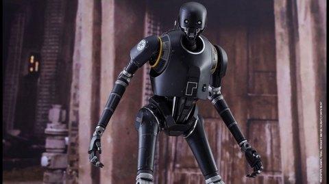 Hot Toys révèle sa figurine du droïde K2SO échelle 1/6ème