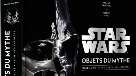 Review : Star Wars : Objets du Mythe chez Hachette Heroes