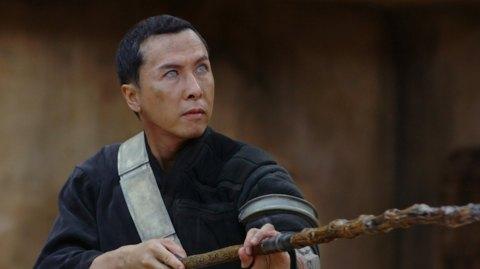 Donnie Yen parle de son personnage Chirrut Imwe et de Rogue One