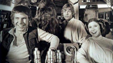 La grande famille de Star Wars réagit au décès de Carrie Fisher