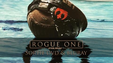 Une date de sortie pour le Blu-ray & le DVD de Rogue One ?