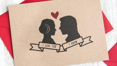 Des produits de la licence officielle pour la Saint-Valentin