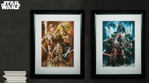 Les précommandes sont ouvertes pour les deux artworks Sideshow!