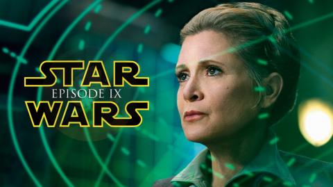 Disney dément négocier l'apparition de Leia en CGI dans l'épisode IX
