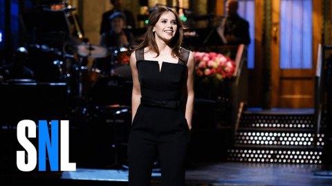 Le monologue d'ouverture de Felicity Jones au SNL
