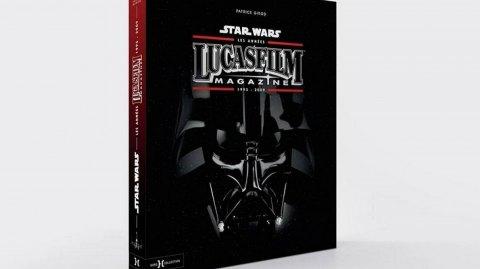 Les Années Lucasfilm Magazine traversent l'Atlantique