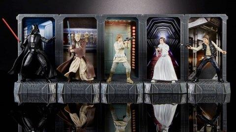 Hasbro dévoile ses sorties pour les 40 ans de Star Wars