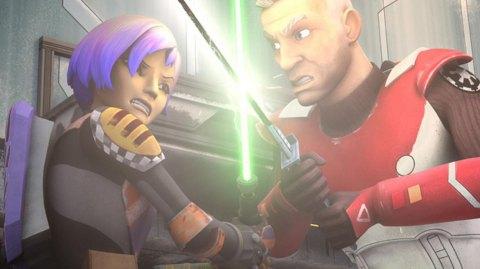 Un trailer et des images du prochain épisode de Rebels