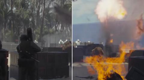 Une vidéo promotionnelle des FX de Rogue One pour les Oscars!