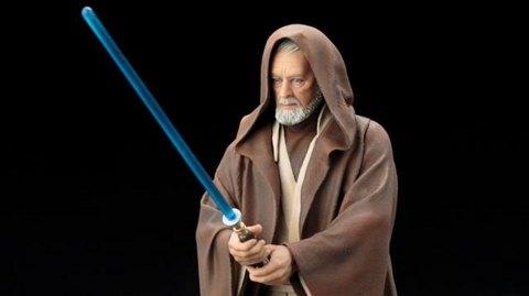 Kotobukiya: statuette d'Obi-Wan Kenobi ARTFX