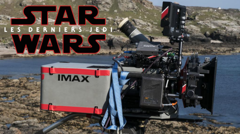 Les trois prochains Star Wars utiliseront des caméras IMAX !