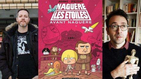 Interview : Hervé Bourhis et Rudy Spiessert répondent à nos questions
