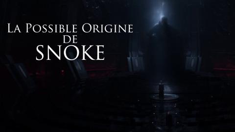 La possible origine de Snoke