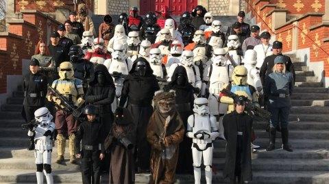 Tout l'Empire et les Rebelles à Migennes ce week-end