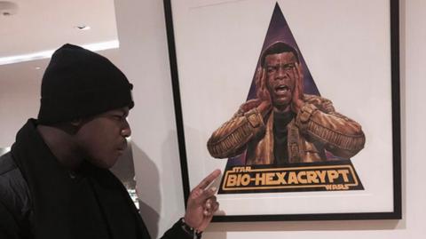 L'intriguant cadeau de Rian Johnson à John Boyega