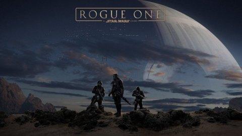 Un livre Making Of pour Rogue One