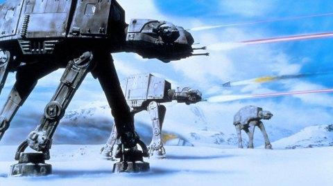 Description des Walkers du 1er Ordre dans Les Derniers Jedi
