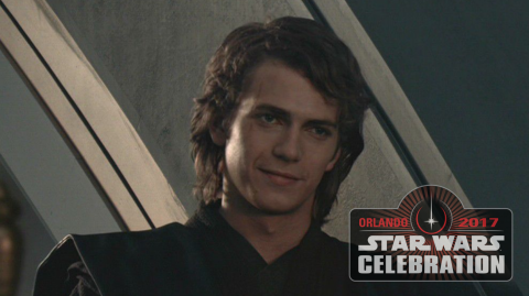 Hayden Christensen sera à la Star Wars Celebration