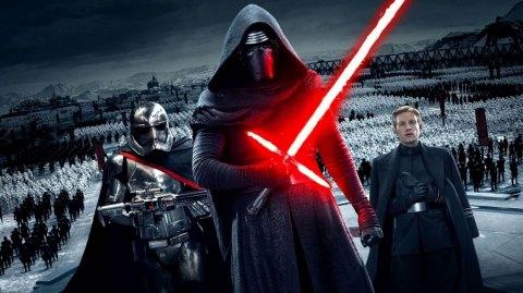 Quelques informations sur Kylo Ren et Phasma dans Les Derniers Jedi