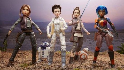 Celebration : Hasbro dévoile les figurines de Forces of Destiny