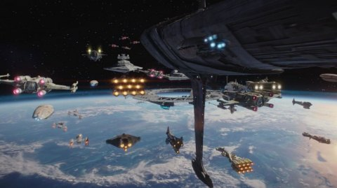 Pas de bataille de Scarif dans la prochaine saison de Rebels