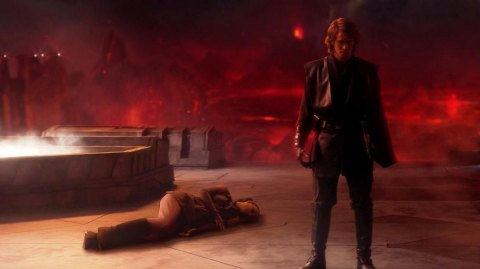 Une fin alternative de la Revanche des Sith refait surface !