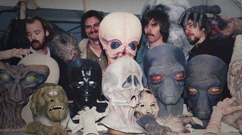 Zoom sur les aliens d'Un Nouvel Espoir