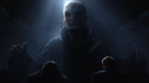 Andy Serkis nous dément une rumeur sur Snoke dans Les Derniers Jedi