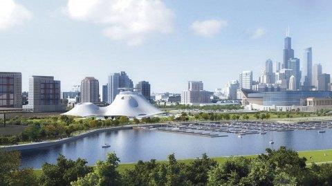 Los Angeles officialise le projet du musée de George Lucas