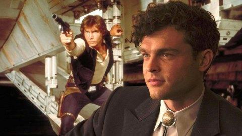 TMZ nous dévoile quelques photos et vidéos du tournage d'Han Solo