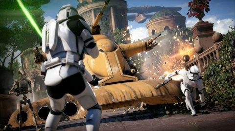 La Beta de Battlefront II sera disponible le 6 Octobre !