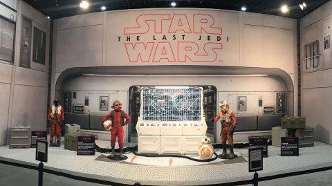 Lucasfilm dévoile des infos sur la Résistance au Comic Con !