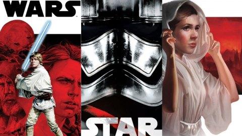 Les prochains romans Star Wars et leurs liens avec l'Episode VIII
