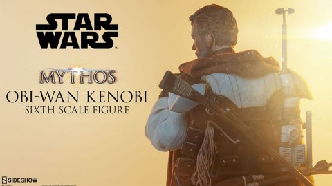 Obi-Wan Kenobi post Revanche des Sith par Sideshow