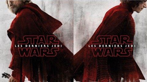 Les Affiches Françaises des Derniers Jedi