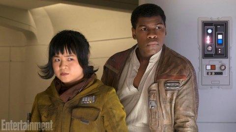 La relation entre Finn et Rose dans Les Derniers Jedi