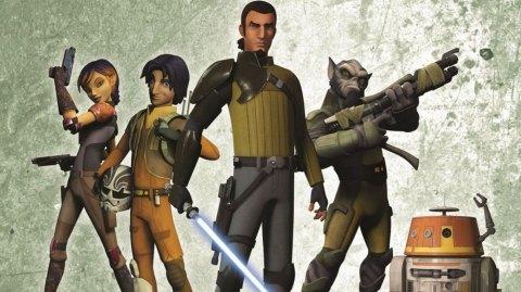 Review : Star Wars Rebels 6