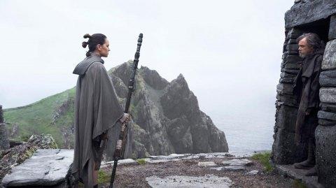 Quelle relation entre Luke et Rey dans les Derniers Jedi ?