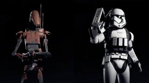 Nouvelles photos pour Star Wars Battlefront II