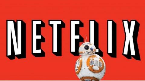 Star Wars bientôt sur Netflix ?